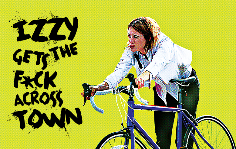 Izzy Gets The F*ck Across Town Opens In Theaters June 22nd, 2018