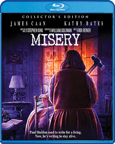 Misery: Collector's Edition Blu-ray