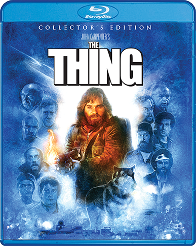 The Thing: Collector's Edition Blu-ray