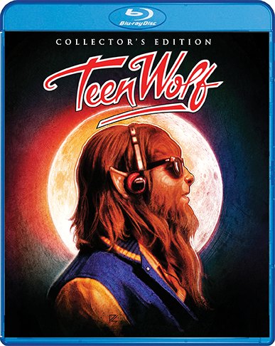 Teen Wolf Collector's Edition Blu-ray