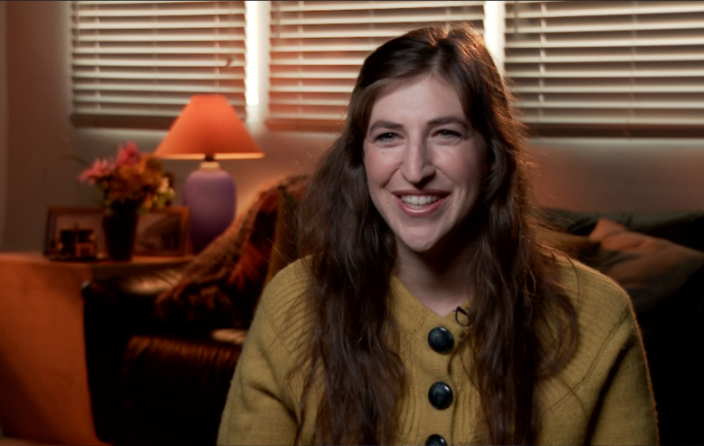 Mayim Bialik talks about Blossom