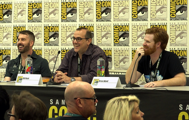 Shout! Factory Panel at San Diego Comic-Con 2018