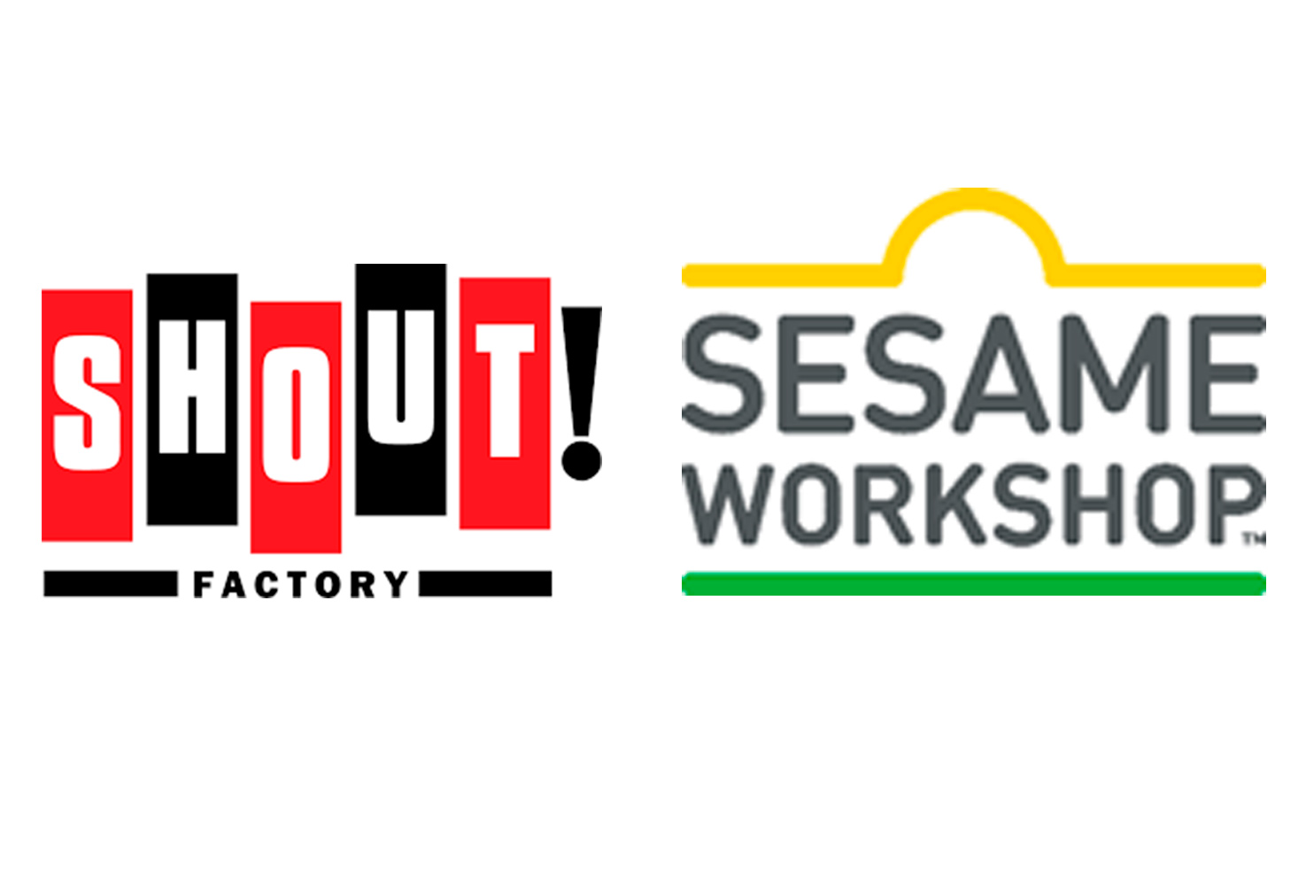Shout! Factory and Sesame Workshop Announce Home Entertainment Distribution Deal