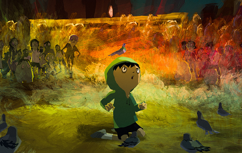 Shout! Studios Acquires North American Rights to Highly-Anticipated Animated Feature from Brazil, Tito And The Birds