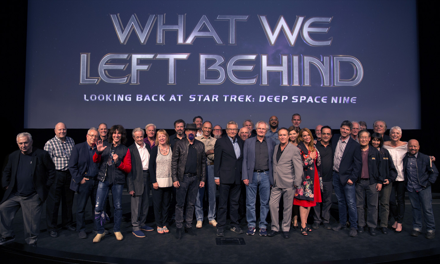 Shout! Studios Acquires Worldwide Rights To WHAT WE LEFT BEHIND:  LOOKING BACK AT STAR TREK: DEEP SPACE NINE