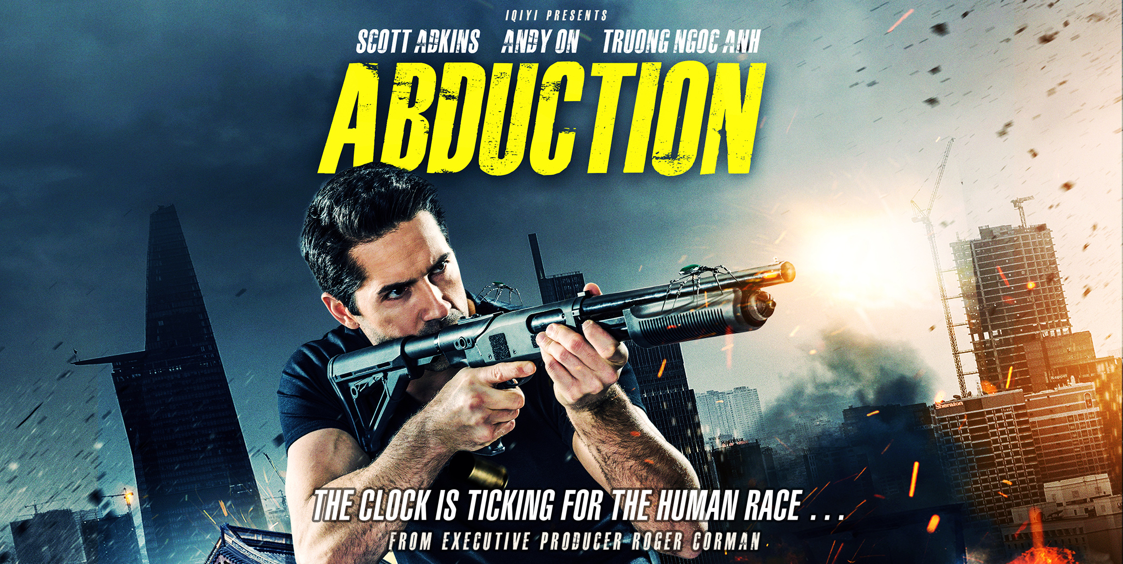 From Executive Producer Roger Corman And Directed By Ernie Barbarash ABDUCTION In Theaters, On Demand And Digital On June 7, 2019