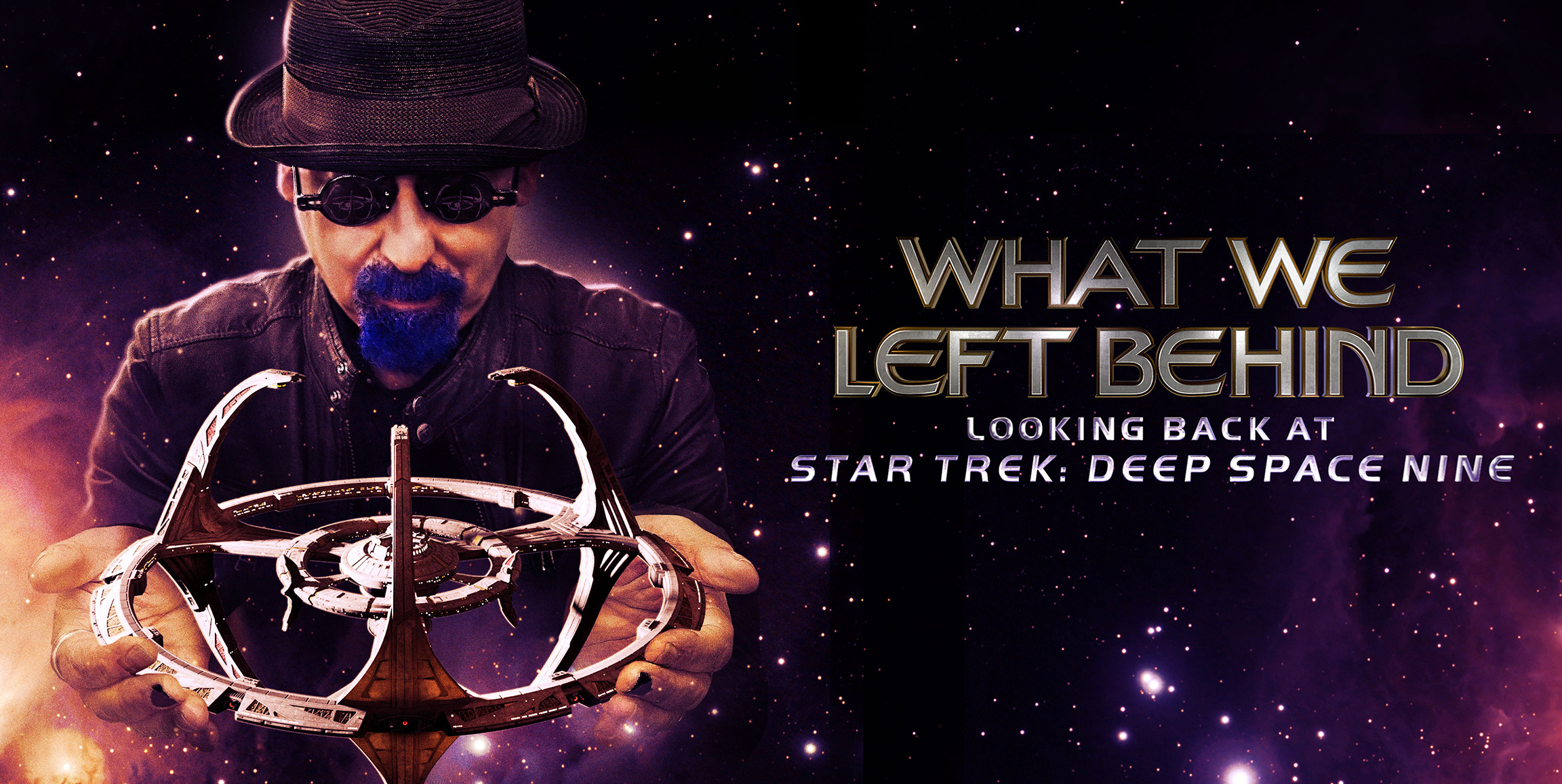 WHAT WE LEFT BEHIND: LOOKING BACK AT STAR TREK: DEEP SPACE NINE Lands in Movie Theaters Nationwide For One Night Only on May 13