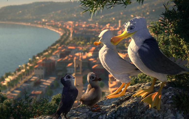 Shout! Studios and Sola Media GmbH Enter Film Distribution Deal for Highly-Anticipated Animated Feature SWIFT from LUXX Film GmbH