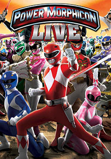 Power Morphicon Live
