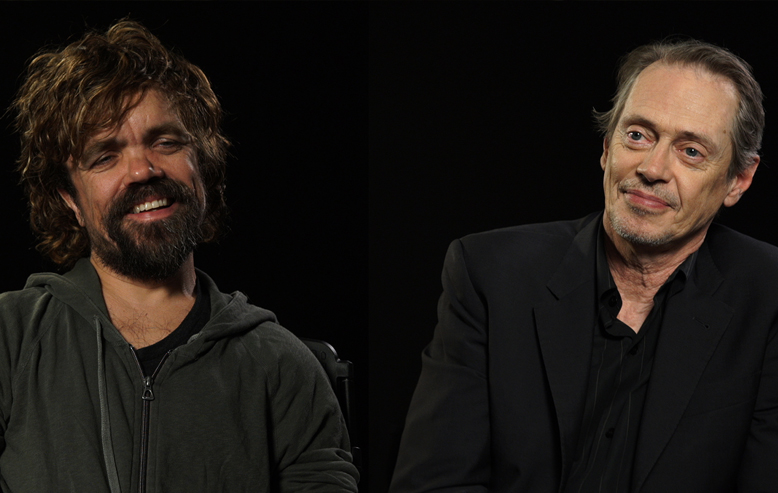 Steve Buscemi and Peter Dinklage