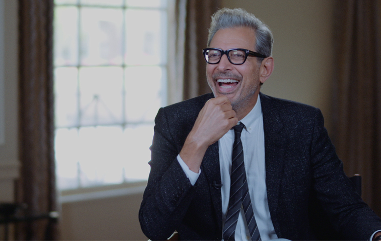 shouttakes - Jeff Goldblum