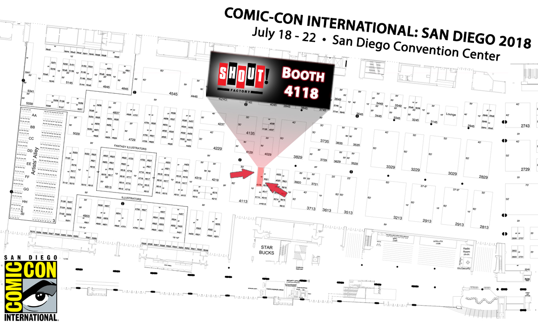 Booth #4418